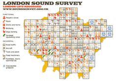 London Sound Survey