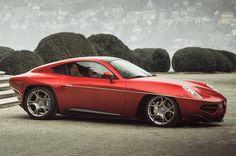 Alfa Romeo Disco Volante