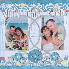 WITH THIS RING - Scrapbook.com