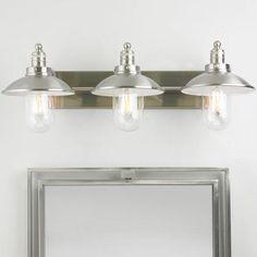 Schooner Bath Light - 3 Light