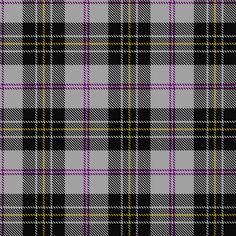 Information on Dress MacPherson from The Scottish Register of Tartans #MacPherson #Black #Tartan