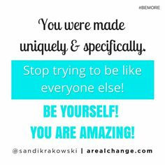 You're amazing You Are Amazing, You're Awesome, Everyone Else, Motivational Quotes, Inspiration, Biblical Inspiration, Motivating Quotes, You Are Awesome, Quotes Motivation