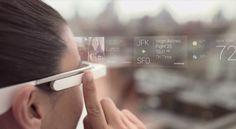 Cool Google Glass Interface Up Close (Video)