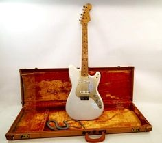 Sweet! 1957 Fender Music Master Electric Guitar