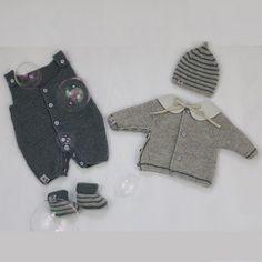 réaliser un tricot pour bébé / DIY tricot