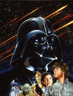 Star Wars by Braldt Bralds