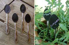 marking spoons