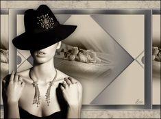 szép estét - Saját készítésű képek 4 album - eva6 képtára Cowboy Hats, Fashion, Moda, Fashion Styles, Fashion Illustrations