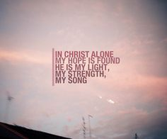 In Christ Alone :) so blessed to be able to sing this @BethanyGrigsby and Taylor's Wedding!! :)