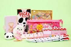 Kawaii Box - January 2015 #2 | The Cutest Monthly Kawaii Subscription Box