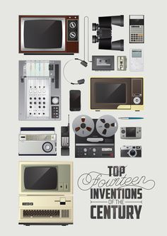 Top fourteen inventions of the century