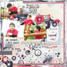 Stand Out by Red Ivy Design http://scraporchard.com/market/Stand-Out-Digital-Scrapbook-Kit.html Fuss Free: Dots and Buttons by Fiddle-Dee-Dee Designs http://scraporchard.com/market/Fuss-Free-Dots-and-Buttons-Digital-Scrapbook-Template.html