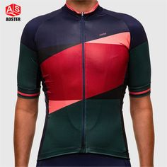 2017 AOSTER Top Quality Man or Woman PRO TEAM AERO Race Cycling Jersey Road Short Sleeve Bicycle Shirt Clothes Free Shipping