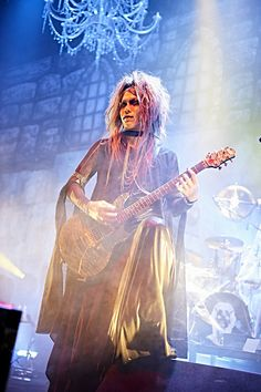 "Uruha [Live report] the GazettE, ""was the best, ze going to do next year,"" Halloween Night that has been colored by Gothic 
