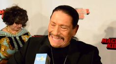 Machete star Danny Trejo appears to be talking about his female co-stars...