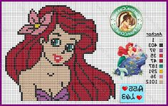 CHARMS AT CROSS POINT: The Little Mermaid