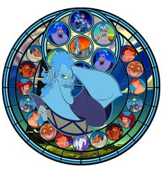 Stained Glass Hades by ~IlSelma on deviantART