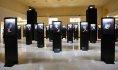 Bulgari 'Between Eternity And History' Exhibit