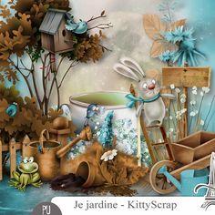 ESSENTIEL - Je Jardine de kittyscrap