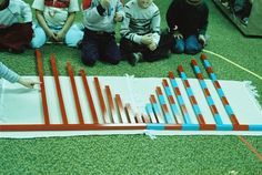 Inspired Montessori and Arts at Dundee Montessori: Old But Forever Good ! / Sensorial Extensions