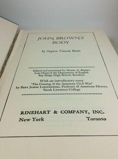 old john brown poem