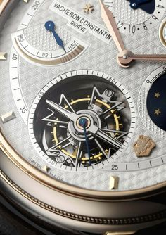 VACHERON CONSTANTIN @DestinationMars