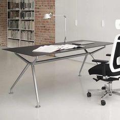 Mejores 19 imágenes de Mesas de oficina en Pinterest   Office table ...
