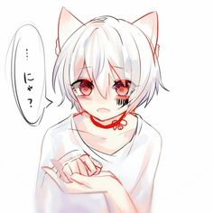 Nekomafu Anime Neko, Chica Gato Neko Anime, Tv Anime, Anime Plus, Cute Anime Chibi, Kawaii Chibi, Cute Anime Guys, Anime Kawaii, Kawaii Art
