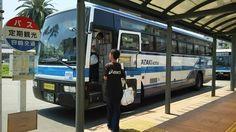 宮崎交通バスです