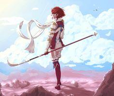 Hinoka Fire Emblem Fates by Syuzaki.deviantart.com on @DeviantArt