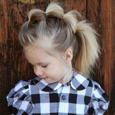 20 ideas de #peinados para niñas