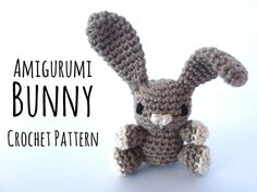 Not only for Easter a welcomed guest and plushy companion, the Crochet Bunny. The crocheted bunny is unlike its fluffy ... mehr