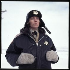 Marge Gunderson (Frances McDormand), Fargo--A pregnant badass. It doesn't get much better.