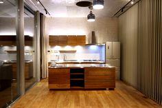 N邸 キッチンリフォーム | karf(カーフ)/blackboard(ブラックボード) 目黒・中目黒・つくばインテリア/家具/ビンテージ -