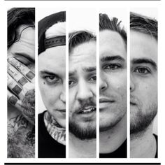 The Amity Affliction << Ahren looks like he's about to kill me xD