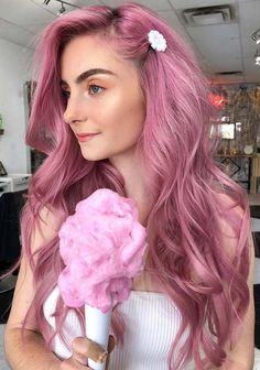 37 Popular Pink Hair Colors for Long Hair in 2018. Are you searching the best hair colors trends or combinations to wear with long hair? You can find here the most beautiful ideas of pink hair colors that is perfect choice for long hair looks and is also much liked by ladies of various age groups. See our great collection of pink hair colors and choose the best pink shades to make your hair looks more cute than ever.