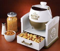 Fancy - Kettle Corn Maker