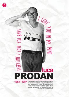 you give me fever ! luca prodan !