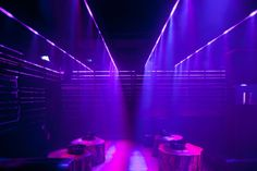 Moose Bar Light Scheme | Cinimod Studio #Ceiling #Gallery #illuminate