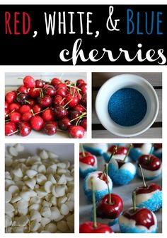... blue and white oatmeal chippers glorious red white and blue cake red