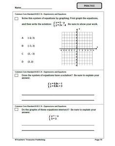 8th Grade Ohio Common Core Math