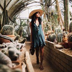 Desert daydreaming in a @chloe dress  @mikeyanthny | Use Instagram online! Websta is the Best Instagram Web Viewer!