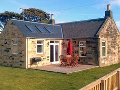 East Neuk of Fife cottage rental - Railway Crossing Cottage