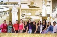Gestantes de Araquari visitam maternidade para conhecer a rotina