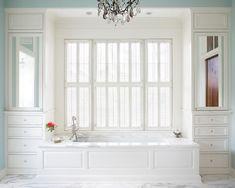 tub & window