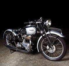 1939 Triumph Tiger 100 GP