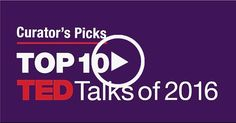 The top 10 TED Talks of 2016