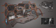 David Heidhoff Concept Art Blog: October 2012
