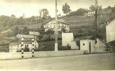 Puente Zapal. Calle Bastarreche