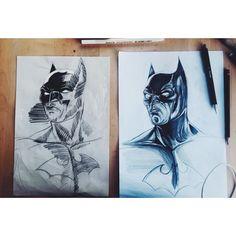 Batman testing